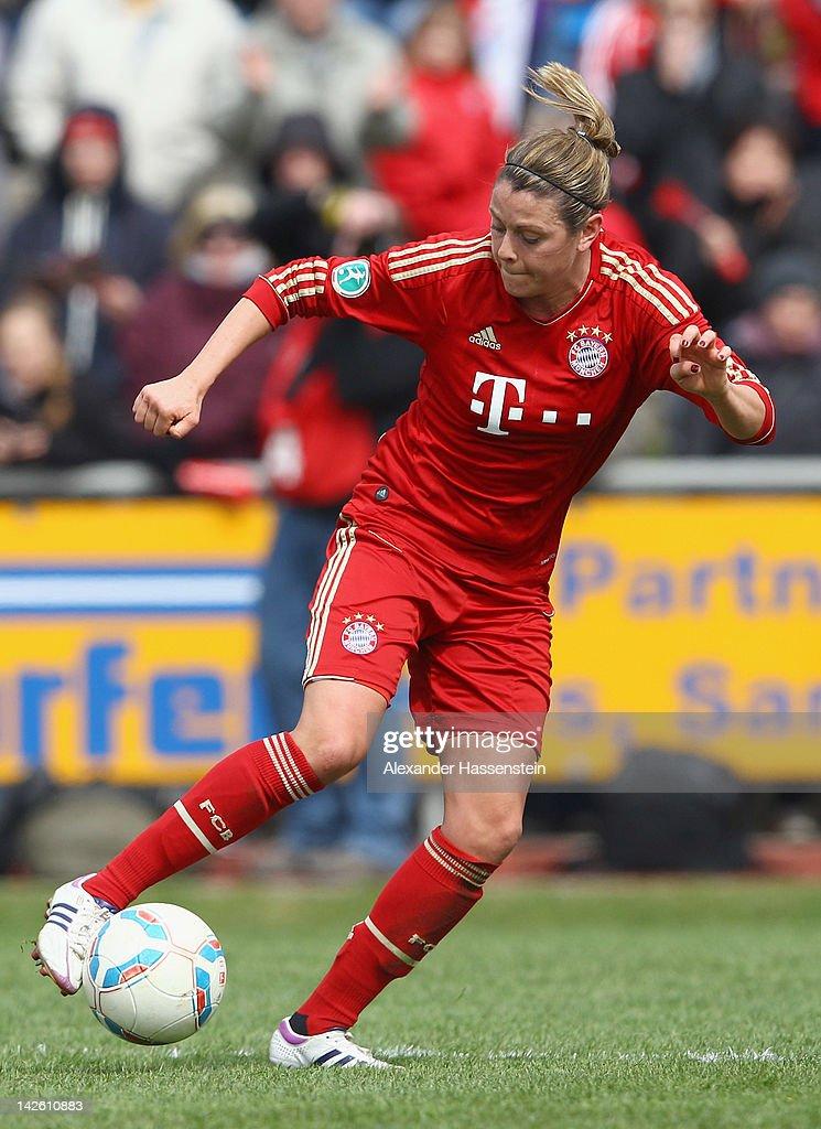 Bayern Muenchen v Hamburger SV - Women's DFB Cup