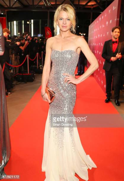Isabell Gerschke attends the TULIP Gala 2017 at MetropolisHalle on November 11 2017 in Potsdam Germany