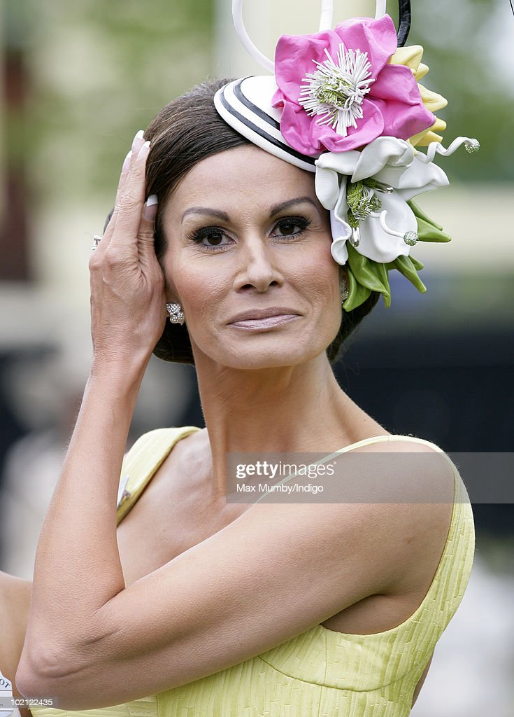 Isabell Kristensen attends day one of Royal Ascot at Ascot Racecourse on June 15, 2010 in Ascot, England.