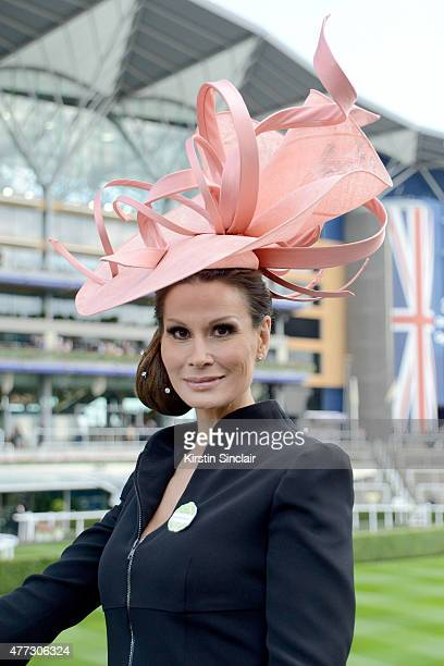 Isabell Kristensen attends Royal Ascot 2015 at Ascot racecourse on June 16  2015 in Ascot England 3afcc18cea00