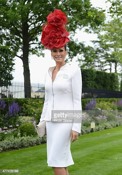 Isabell Kristensen attends Royal Ascot 2015 at Ascot racecourse on June 17  2015 in Ascot England 982ef0db9b9f