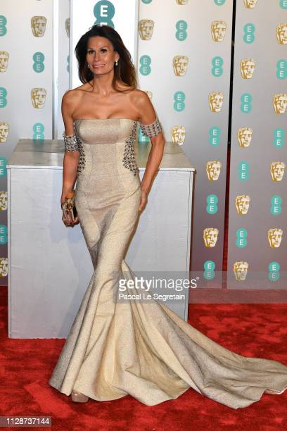 5d3bc13a16a9 Isabell Kristensen attends the EE British Academy Film Awards at Royal  Albert Hall on February 10