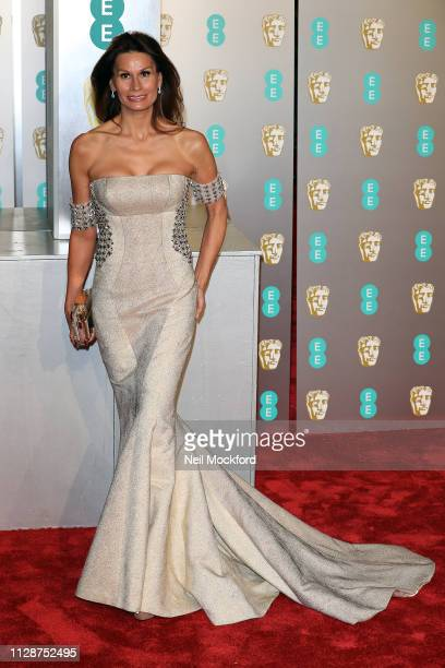 Isabell Kristensen attends the EE British Academy Film Awards at Royal Albert Hall on February 10 2019 in London England