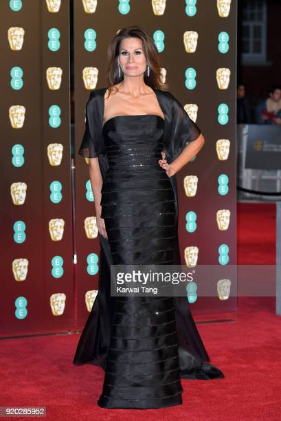 Isabell Kristensen attends the EE British Academy Film Awards held at the Royal Albert Hall on February 18 2018 in London England