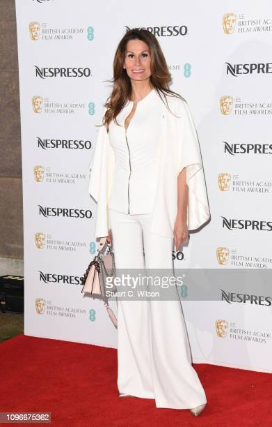 Isabell Kristensen attends the Nespresso British Academy Film Awards nominees party at Kensington Palace on February 9 2019 in London England