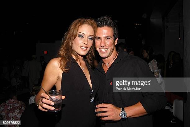 Isabella Andu and Warren Adler attend Miss Universe Post Pageant VIP Party hosted by Chuck Nabit Dave Geller Ed St John Greg Barnhill Freddie Wyatt...