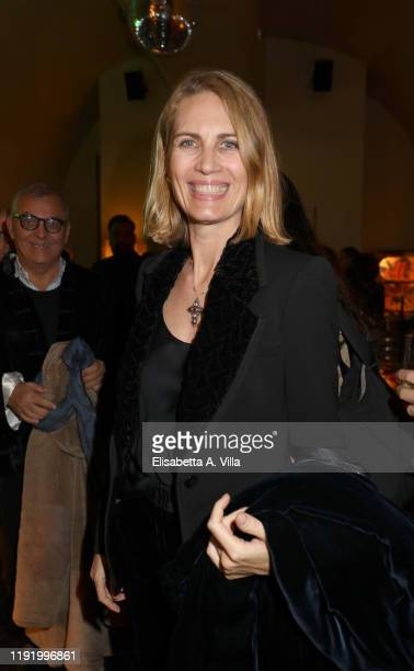 Isabella Borromeo attends Moken opening and dinner party on December 04 2019 in Rome Italy