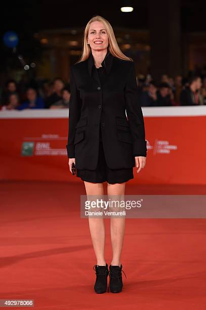 Isabella Borromeo walks the red carpet for 'Truth' during the 10th Rome Film Fest at Auditorium Parco Della Musica on October 16 2015 in Rome Italy
