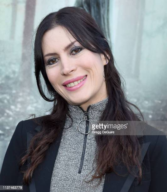 Isabella Cascarano attends the Premiere Of Warner Bros' The Curse Of La Llorona at the Egyptian Theatre on April 15 2019 in Hollywood California