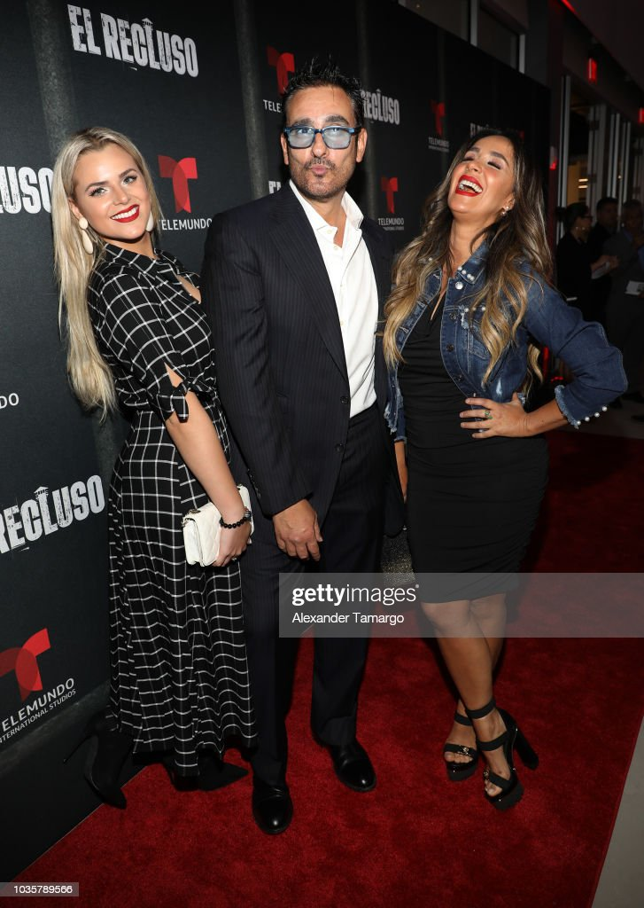 "Screening of Telemundo's ""El Recluso"""