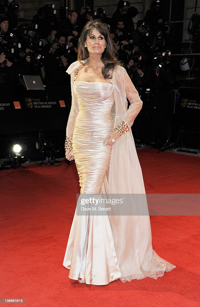 Isabella Christensen arrives at the Orange British Academy Film Awards 2012 at The Royal Opera House on February 12, 2012 in London, England.
