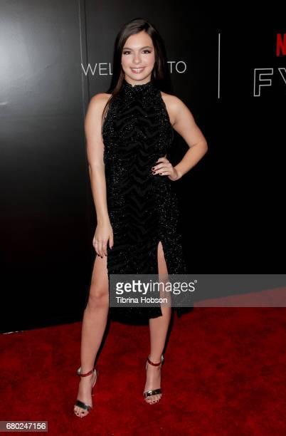 Isabella Gomez attends the Netflix FYSEE KickOff event at Netflix FYSee Space on May 7 2017 in Beverly Hills California