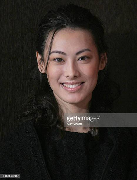 Isabella Leong during 56th Berlinale International Film Festival Isabella Photocall at Berlinale in Berlin Germany