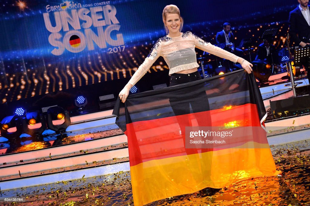 'Eurovision Song Contest 2017 - Unser Song' Show : News Photo