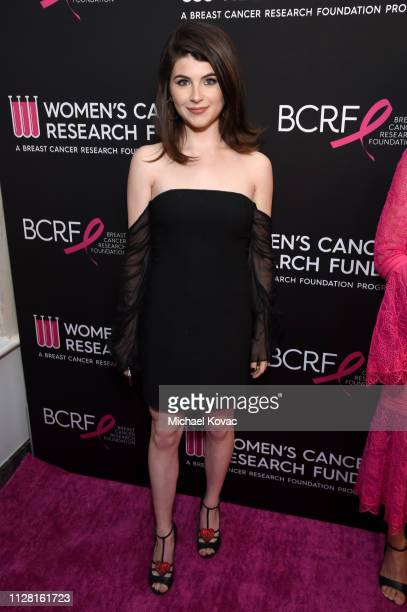 Isabella Rose Giannulli attends WCRF's An Unforgettable Evening at the Beverly Wilshire Four Seasons Hotel on February 28 2019 in Beverly Hills...