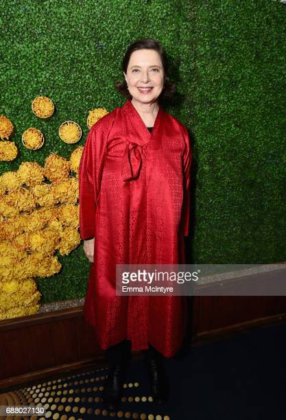 Isabella Rossellini attends the Sony Pictures Television LA Screenings Party at Catch LA on May 24 2017 in Los Angeles California