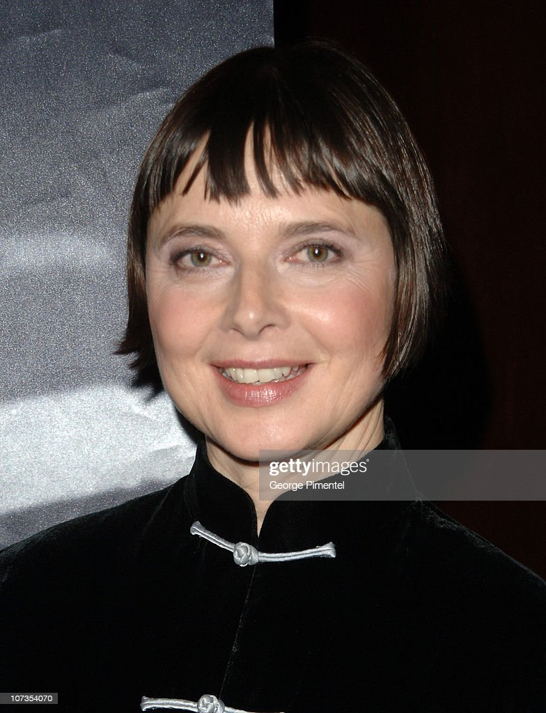 Cinematheque Ontario Presents an Evening with Isabella Rossellini - October 20,