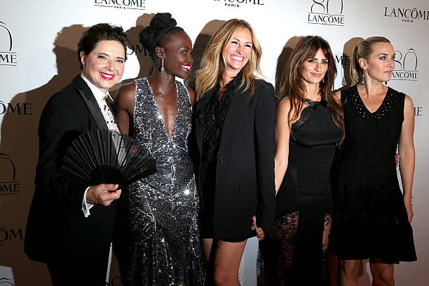 Lancome 80th anniversary party paris fashion week for Isabella paris