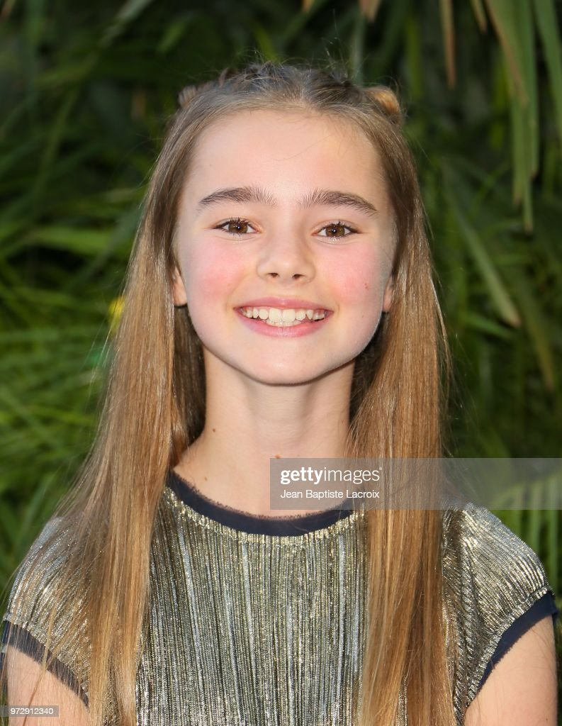 Isabella Sermon attends the premiere of Universal Pictures and Amblin Entertainment's 'Jurassic World: Fallen Kingdom' on June 12, 2018 in Los Angeles, California.