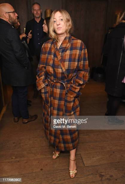 Isabella Summers attends a screening of Marriage Story hosted by NETFLIX at The May Fair Hotel on October 6 2019 in London England