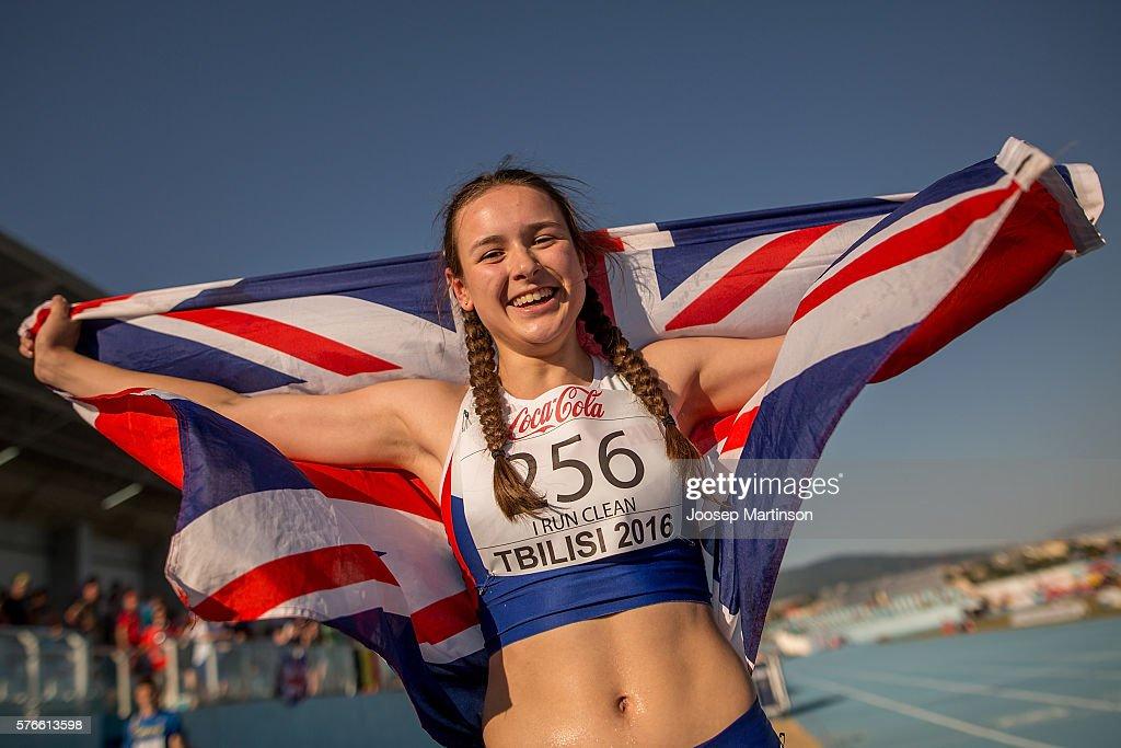 European Athletics Youth Championships - Day 3 : News Photo