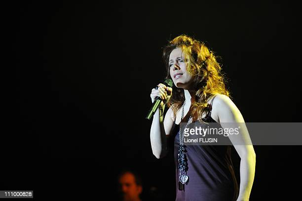 Isabelle Boulay performs in Montreux Switzerland on March 21st 2009 Isabelle Boulay performs at Montreux