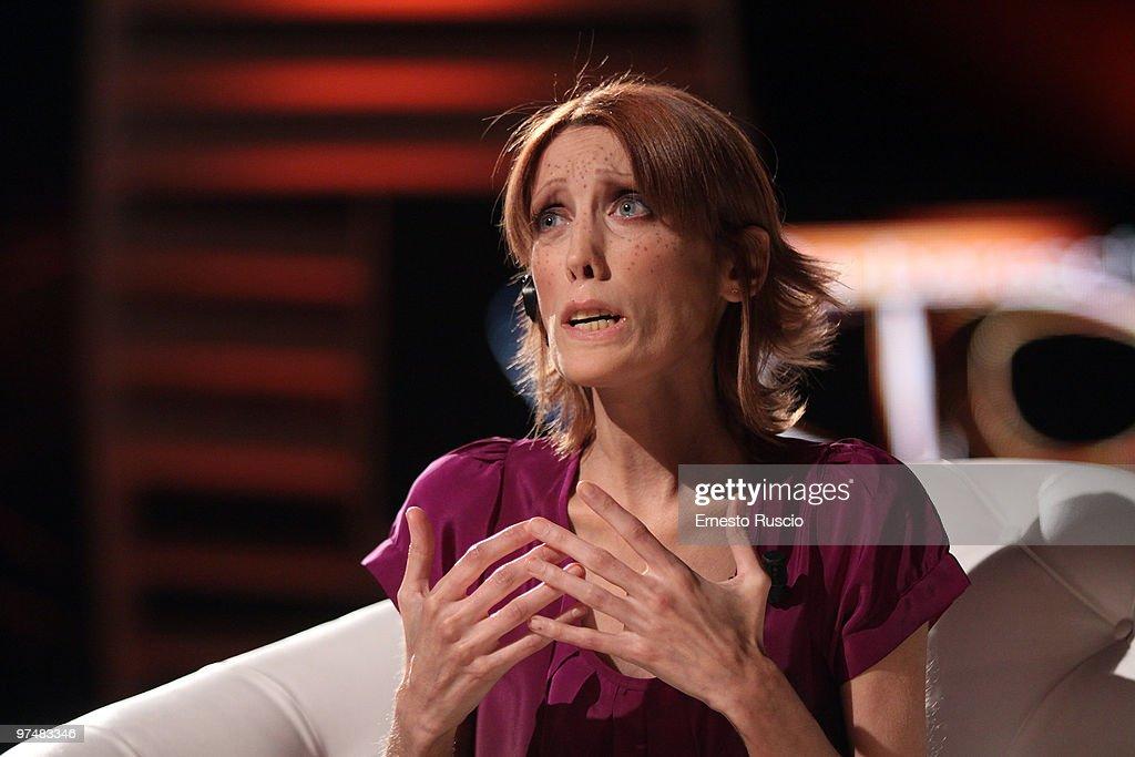 """Barbareschi Sciok"": Italian TV Show : News Photo"