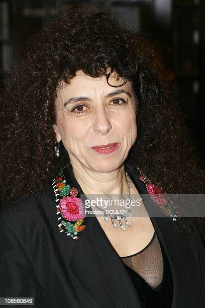 Isabelle de Botton in Paris France on April 24 2006