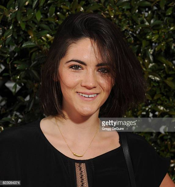 Isabelle Fuhrman arrives at the 13th Annual Stuart House Benefit at John Varvatos on April 17 2016 in Los Angeles California