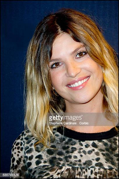 Isabelle Funaro attends the Premiere of ZAK in Paris