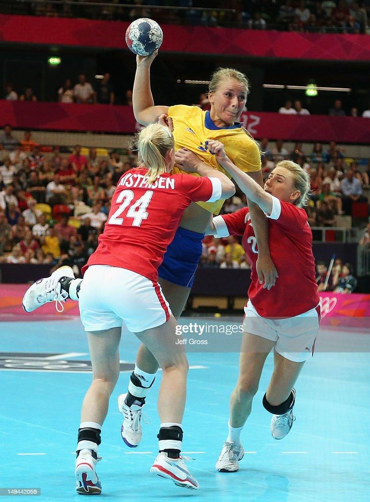 Olympics Day 1 - Handball
