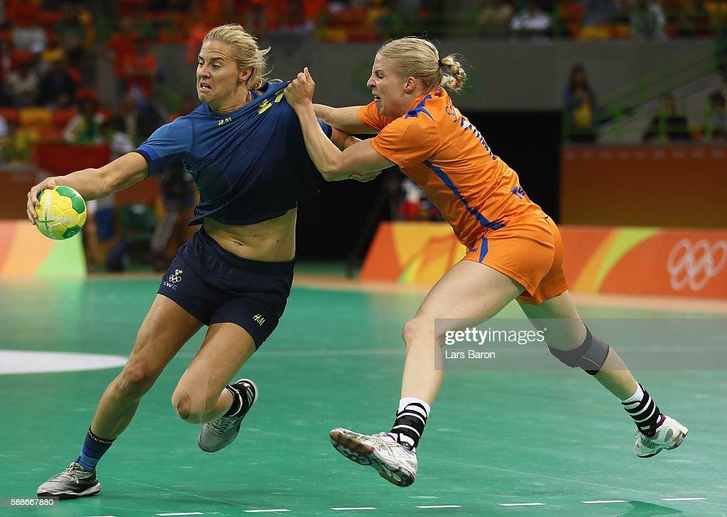 Handball - Olympics: Day 7