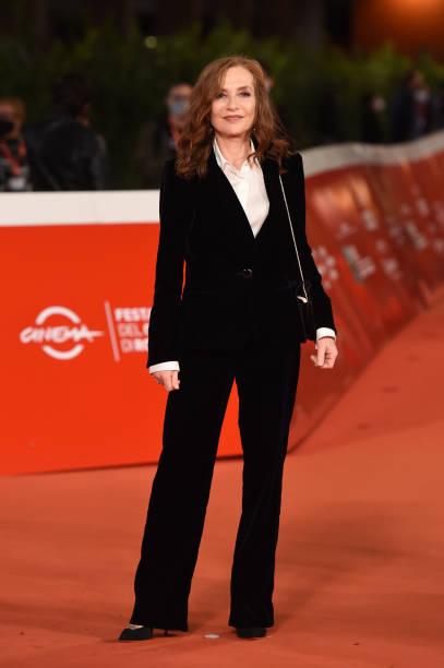 "ITA: ""Le Discours"" (The Speech) Red Carpet - 15th Rome Film Festival 2020"