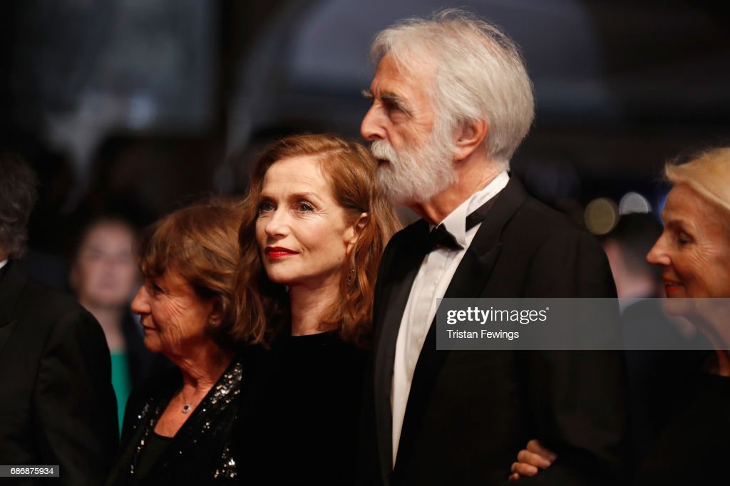 """Happy End"" Red Carpet Arrivals - The 70th Annual Cannes Film Festival"