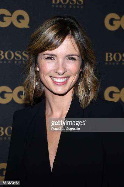 Isabelle Ithurburu attends GQ Men Of The Year Awards 2017 at Le Trianon on November 15 2017 in Paris France