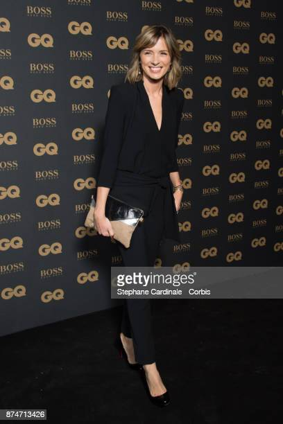 Isabelle Ithurburu attends the GQ Men Of The Year Awards 2017 at Le Trianon on November 15 2017 in Paris France