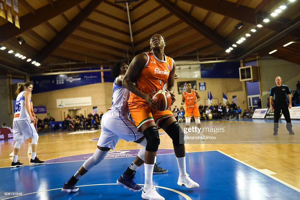 Lattes Montpellier v Schio - Women's Euroleague