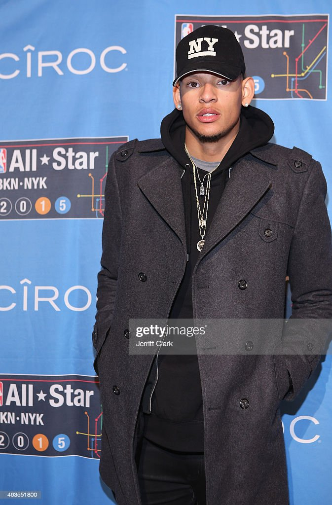 NBA-All Star Game Red Carpet Powered By CIROC Vodka