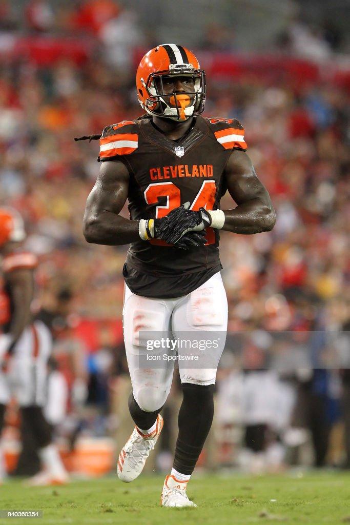 NFL: AUG 26 Preseason - Browns at Buccaneers : News Photo