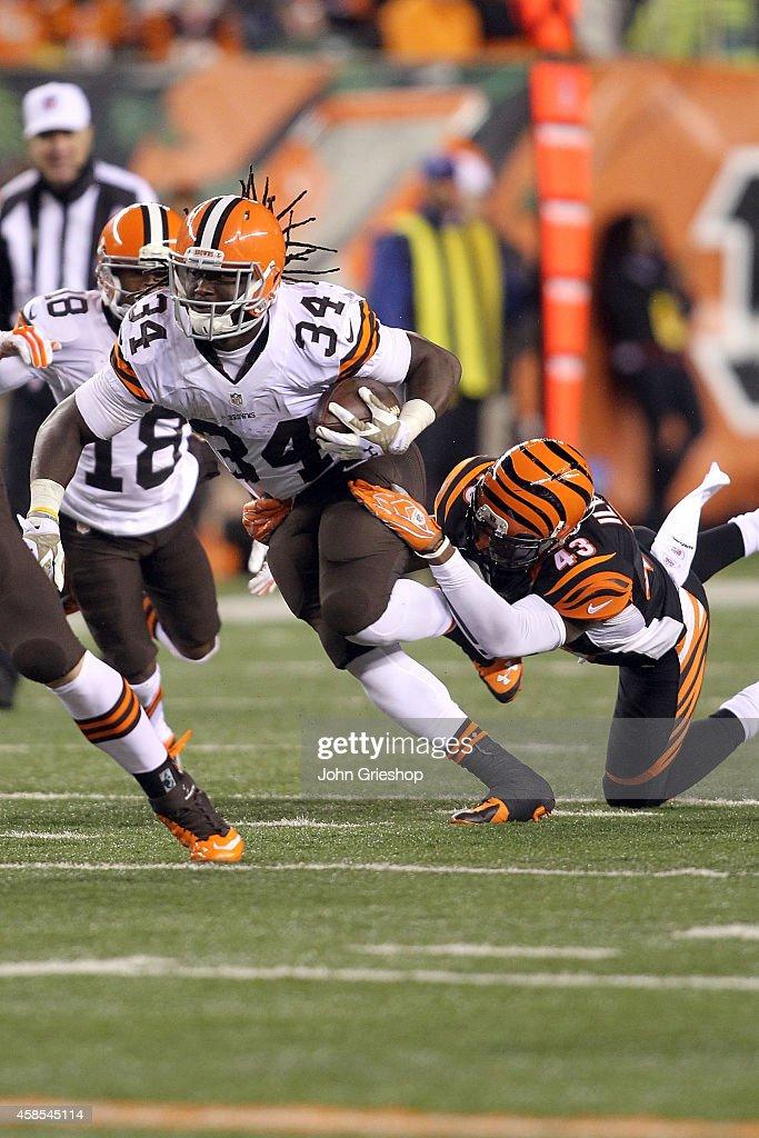 Cleveland Browns v Cincinnati Bengals : News Photo
