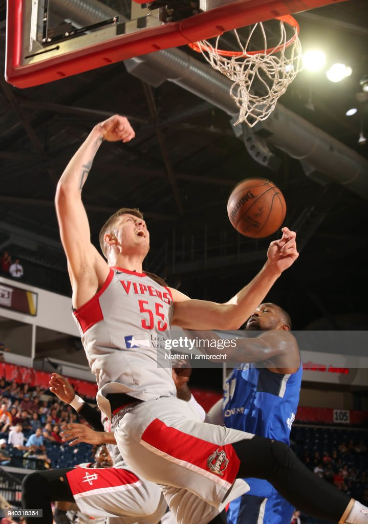 NBA G-League Playoffs - Texas Legends v Rio Grande Valley Vipers