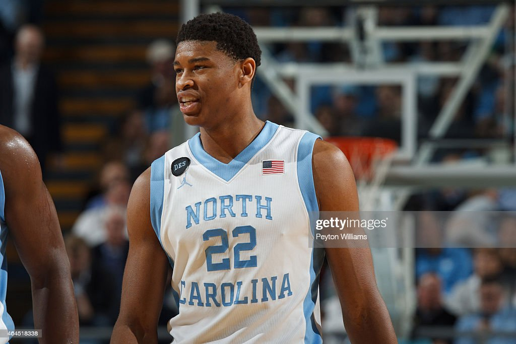 Georgia Tech v North Carolina : News Photo
