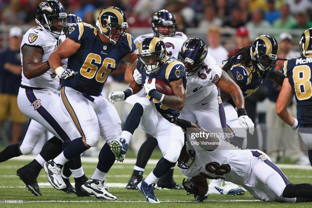 Baltimore Ravens v St Louis Rams