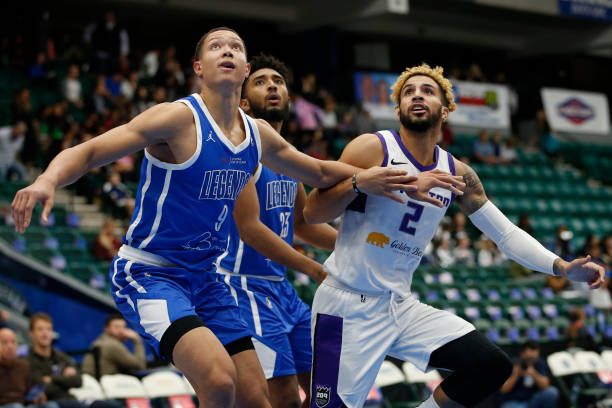 TX: Stockton Kings v Texas Legends