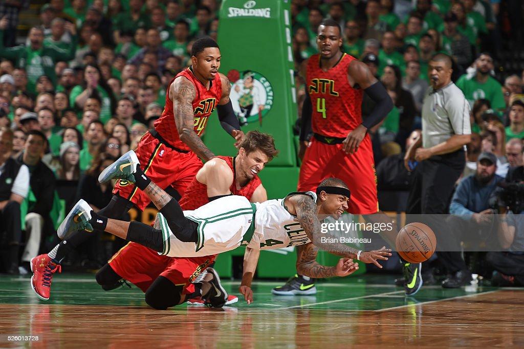 Atlanta Hawks v Boston Celtics - Game Six