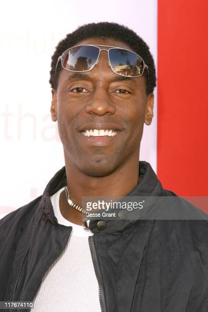 Isaiah Washington at Hanes during Silver Spoon Golden Globes Hollywood Buffet Day 1 at Private Residence in Beverly Hills California United States...