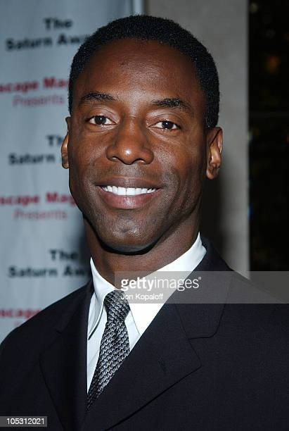 Isaiah Washington during The 30th Annual Saturn Awards Arrivals at Sheraton Universal Hotel in Universal City California United States