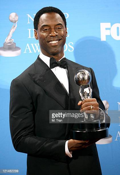 Isaiah Washington winner Outstanding Actor in a Drama Series for Grey's Anatomy