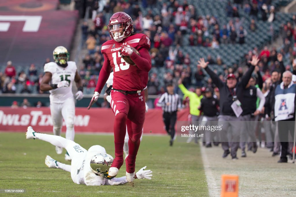 South Florida v Temple : News Photo