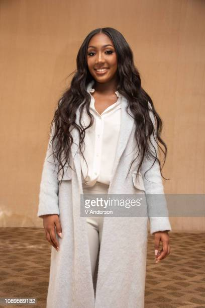 Isan Elba at The Beverly Hilton Hotel on January 03 2019 in Beverly Hills California